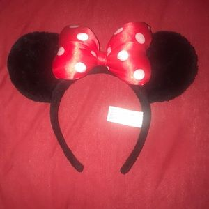 Authentic Minnie Mouse ears